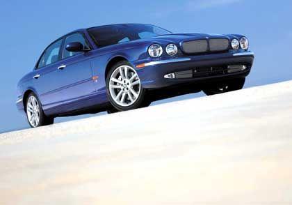 Spitzenmodell in der Wartenschleife: Der Jaguar XJ