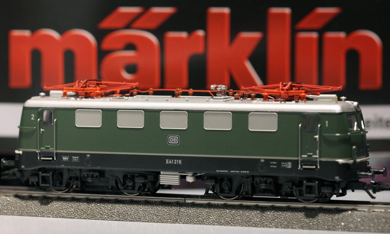 Modellbahnhersteller Märklin