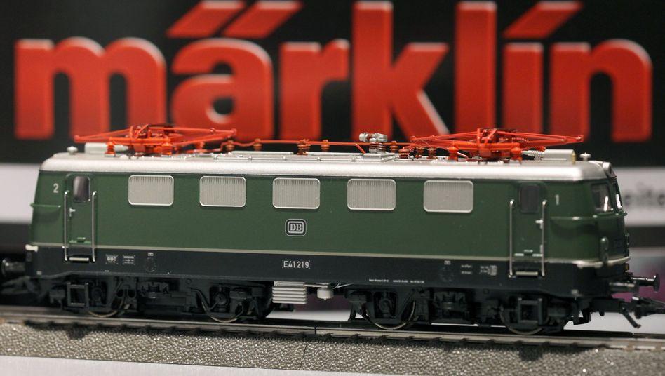 Lokomotive von Märklin: Traditionsreicher Hersteller demnächst Teil von Samba Dickie