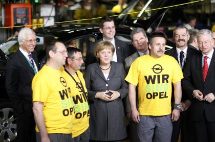 """Kanzlerin Merkel: """"Man dürfte doch von ihr erwarten, dass sie den Menschen die Krise erklärt, aber da hört man eigentlich nichts"""""""