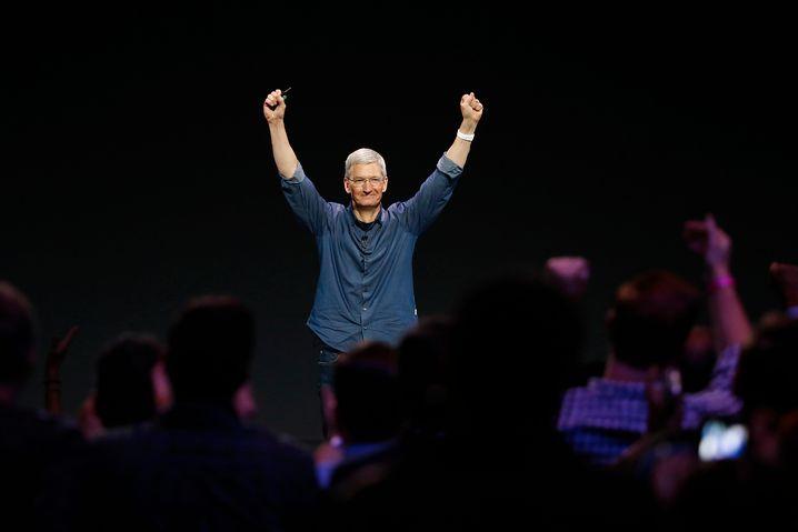 Dass die Apple Watch ein Verkaufsschlager wird, davon ist Apple-Chef Tim Cook überzeugt