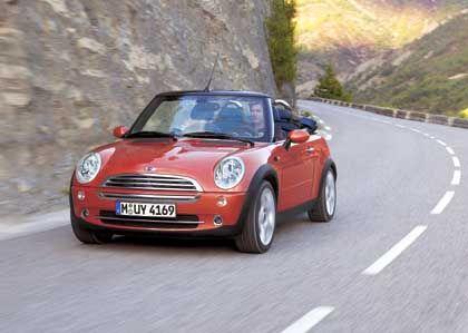 Mini Cooper Cabrio: Spagat zwischen Vernunft und Vergnügen