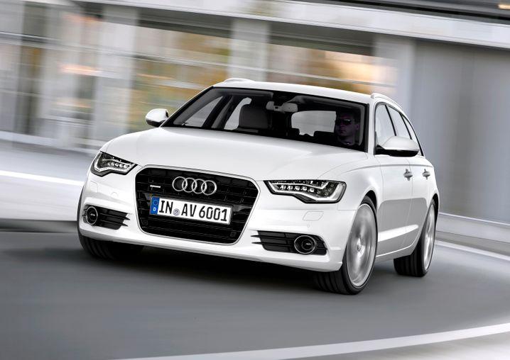 Audi A6: Geschäftswagen mit Aufholpotenzial