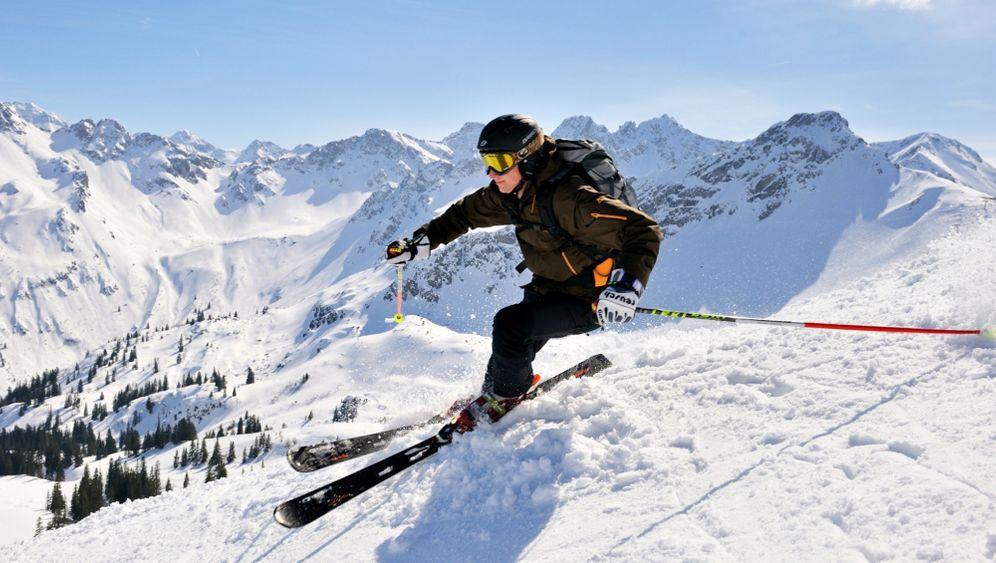 Steile Pisten, ruhige Wanderwege: Ski-Paradies Oberstdorf