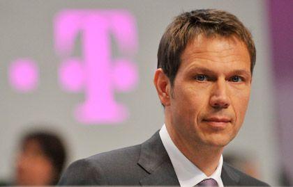 Telekom-Chef Obermann: Aufsichtsrat und Aktionäre erwarten Resultate