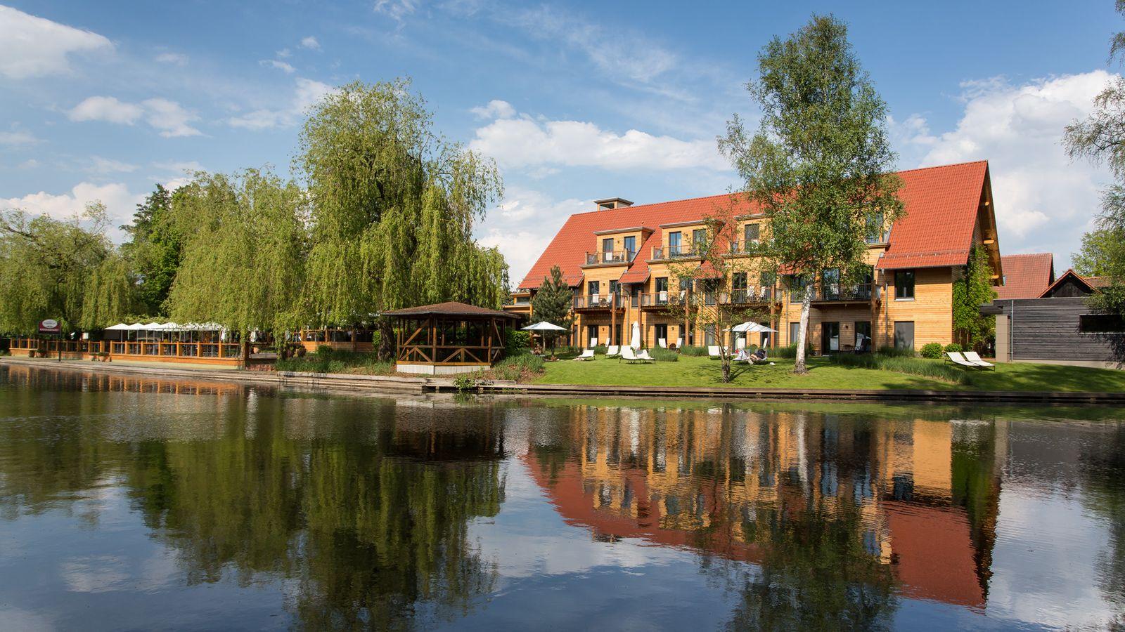 Strandhaus Spreewald