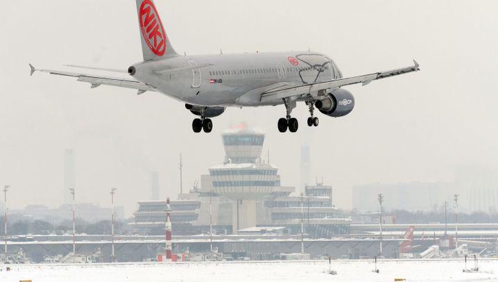 Insolvente Airlines: Kein gutes Jahr für Niki und Air Berlin