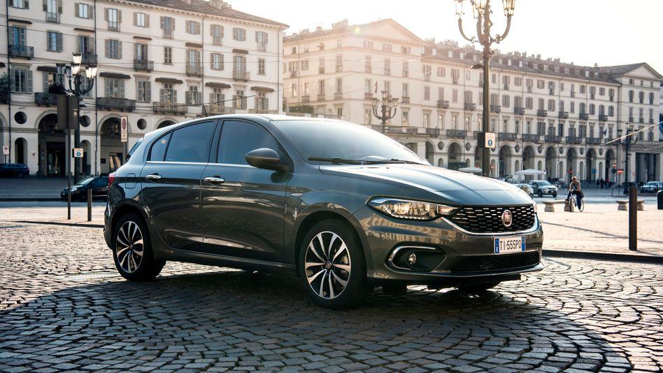 Fiat Tipo: Mit Diesel unter der Motorhaube nicht gerade vorbildlich sauber