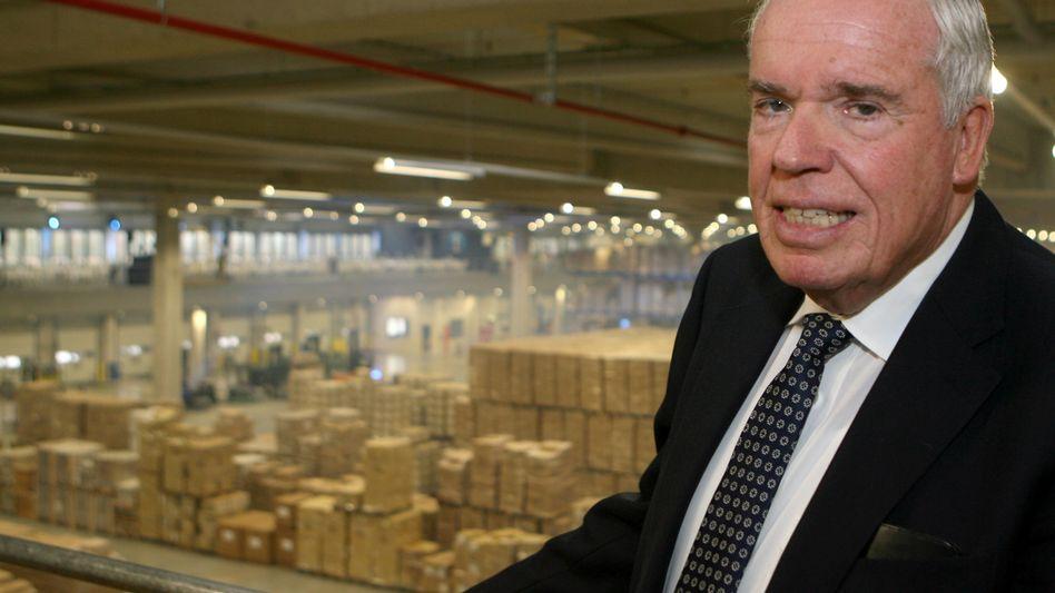 Klaus-Michael Kühne: Dämpfer für die Übernahmepläne des Hapag-Lloyd-Großaktionärs