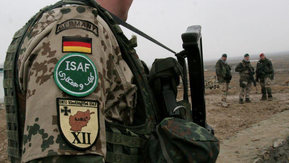 Deutscher Isaf-Soldat: Bislang kamen 52 Kameraden ums Leben