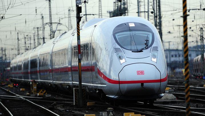 Neuer ICE 3: Der Fünf-in-Einem-Zug