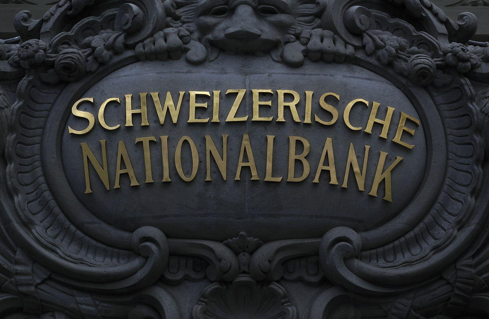 Schweizer National Bank SNB XXL