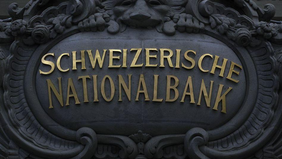Angeblicher Geheimnisverrat des Ex-Chefs der SNB: Schweiz ermittelt gegen ehemakligen SNB-Lenker Philipp Hildebrand