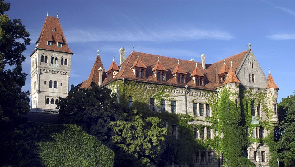 Residenz der Bleistiftgrafen: Schloss Faber-Castell in Stein bei Nürnberg