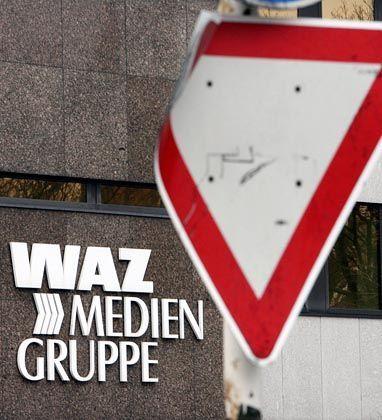 Kostendurck: Die Waz Mediensgruppe will 300 Stellen abbauen