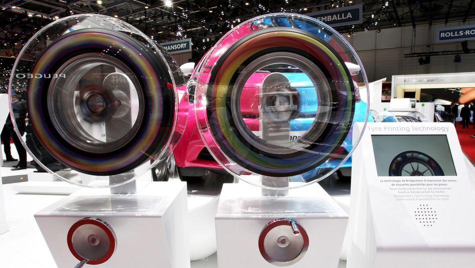 Bridgestone-Konzeptreifen: Der japanische Zulieferer gibt Preisabsprachen zu und zahlt dafür 311 Millionen Euro Strafe
