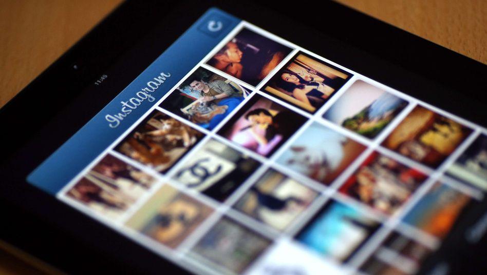 Fotodienst Instagram: Facebook-Tochter mit rund 100 Millionen Nutzern