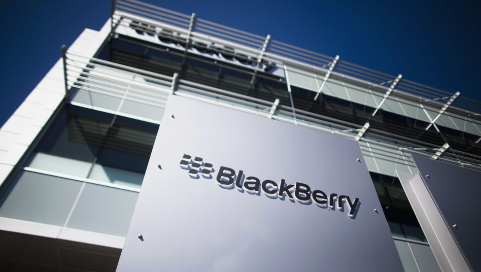 """Blackberry-Hauptquartier: Bei Betriebssystemen im Auto sieht sich der Smartphone-Pionier """"in führender Position"""""""