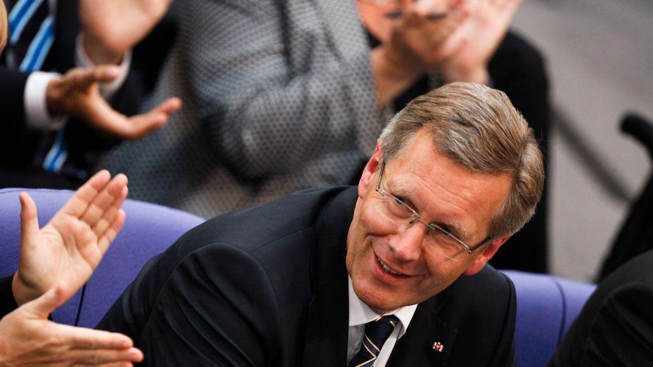 Im entscheidenden Wahlgang durchgesetzt: Christian Wulff ist der zehnte deutsche Bundespräsident