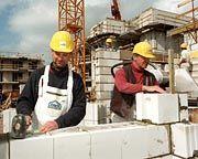 Das Sorgenkind: Bauindustrie
