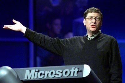 Microsoft-Gründer Bill Gates: Erneut im Patenstreit unterlegen