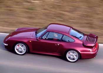 911 Turbo 3.6 Coupé (Modelljahr 1996)
