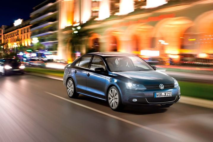 VW Jetta: In Deutschland gebraucht ein Ladenhüter
