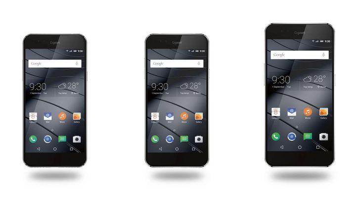 Designed in Germany: Das sind die Gigaset-Smartphones