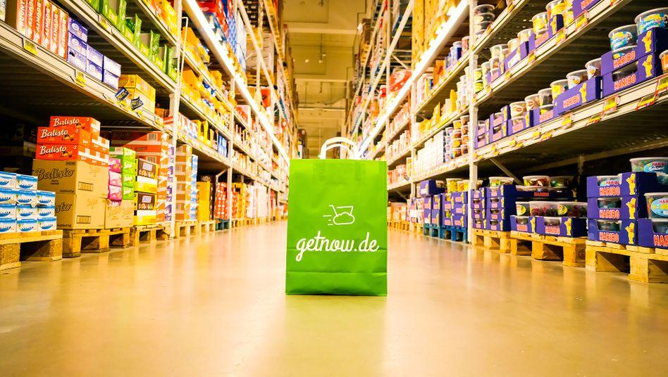 Wundertüte: GetNow liefert Lebensmittel aus Metro-Märkten