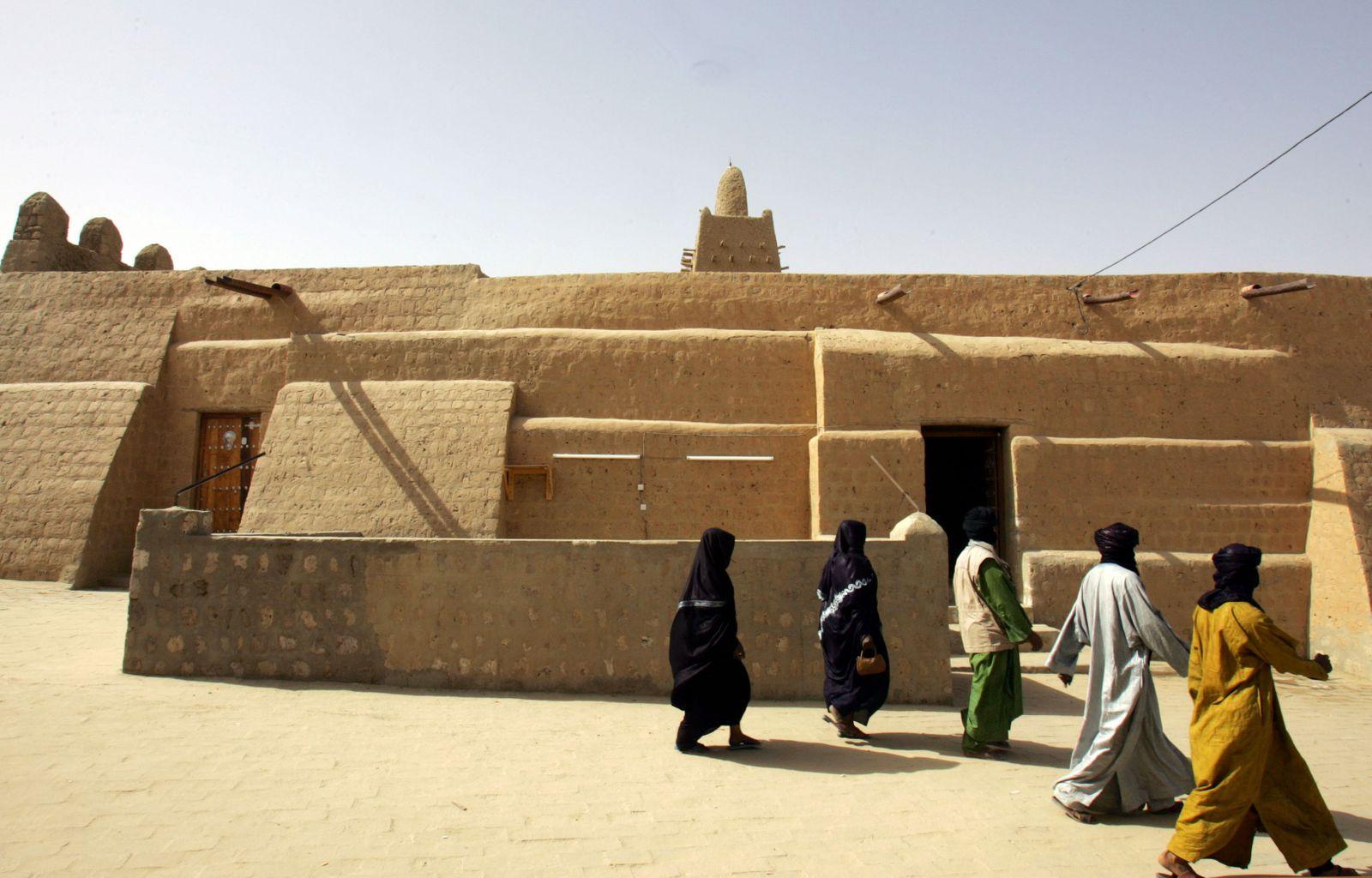 Mali/ Timbuktu