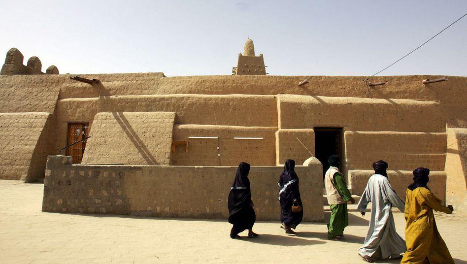Geisterstadt: Islamisten und Bewohner haben Timbuktu verlassen
