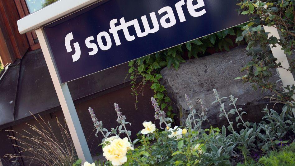 Software AG mit Firmensitz in Darmstadt