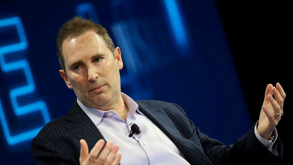 Jetzt zählt es: Andy Jassy soll künftig Amazon führen