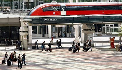 """""""Nicht um jeden Preis"""": Das Bundesverkehrsministerium steht dem Transrapid-Projekt in München skeptisch gegenüber"""