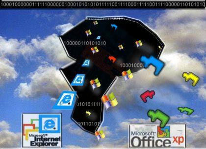 Angriff auf Microsoft-Programme: Von Sicherheitslücken und JPEG-Viren
