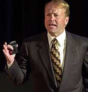John Chambers, CEO von Cisco Systems
