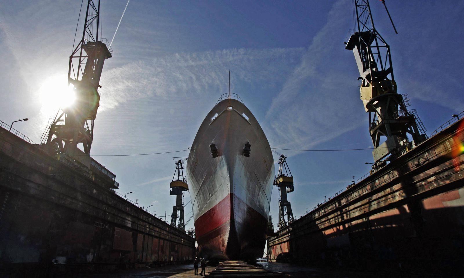NICHT VERWENDEN ThyssenKrupp Werft / Blohm und Voss