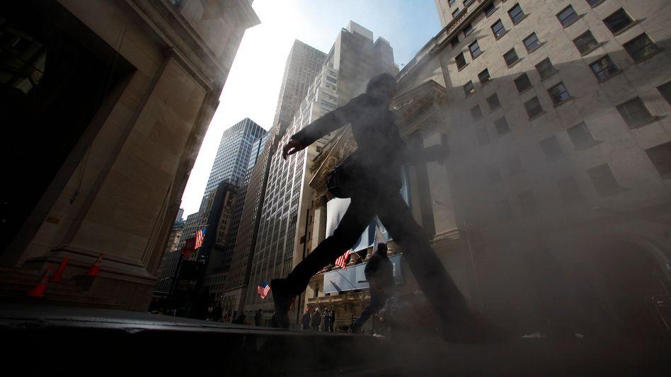 Voller Tatendrang: Die NYSE-Aktionäre nicken die Fusion mit Deutsche Börse ab