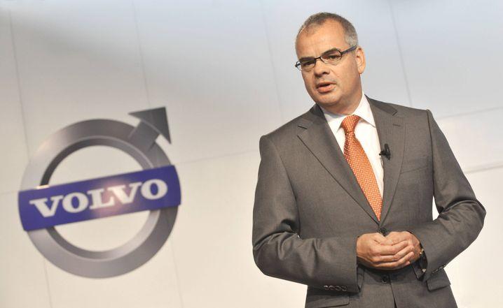 ... und Ex-Volvo-Chef Stefan Jacoby sollen McLaren helfen