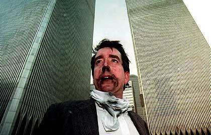 Gerettet aus dem 105. Stock - ein fassungsloser New Yorker