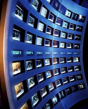 Monitorlandschaft bei Premiere