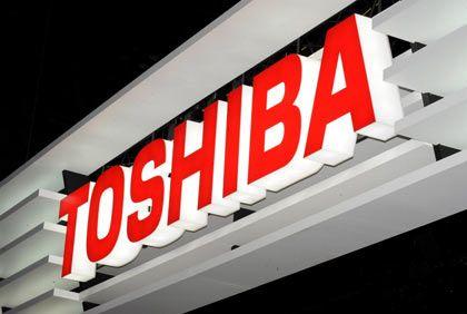 Technologieriese: Toshiba leidet unter dem siechen Markt für elektronische Bauteile