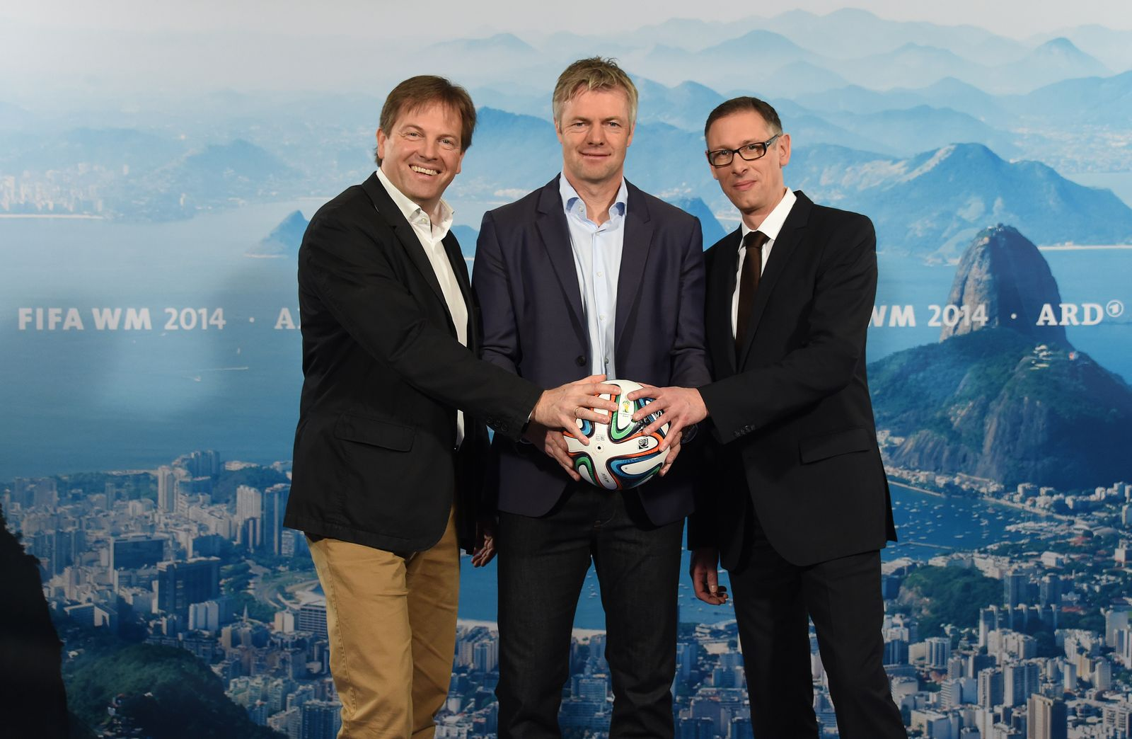 ARD-Kommentatoren WM 2014