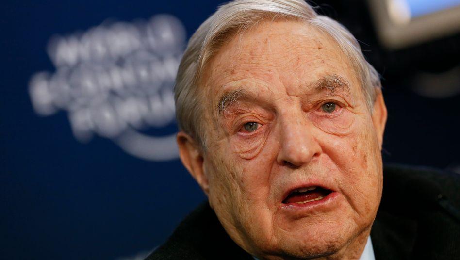 George Soros: Comeback am Handelstisch