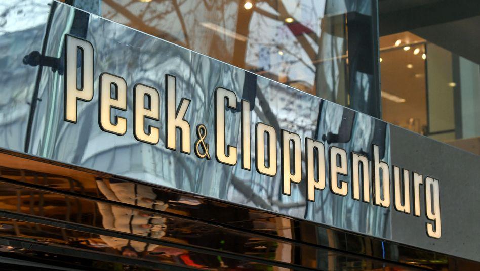 Die Kunden bleiben fern: Peek & Cloppenburg