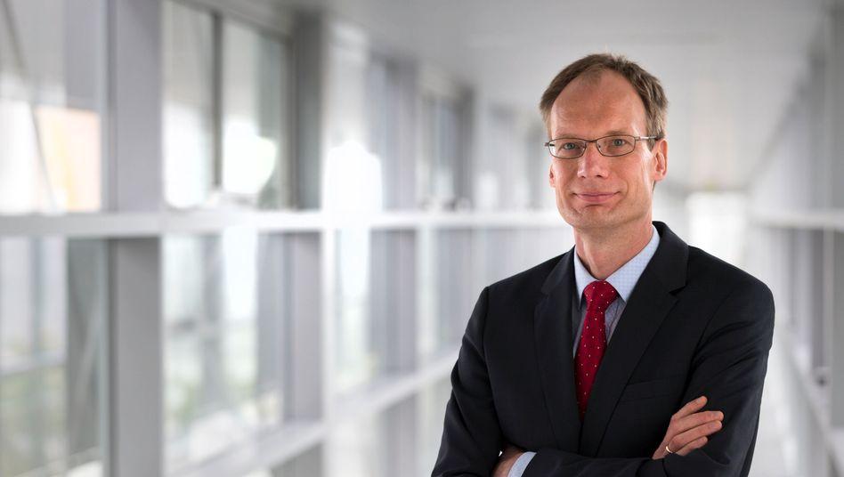 """""""Noch eine ganze Reihe von Herausforderungen anzupacken"""": Opel-Chef Michael Lohscheller"""