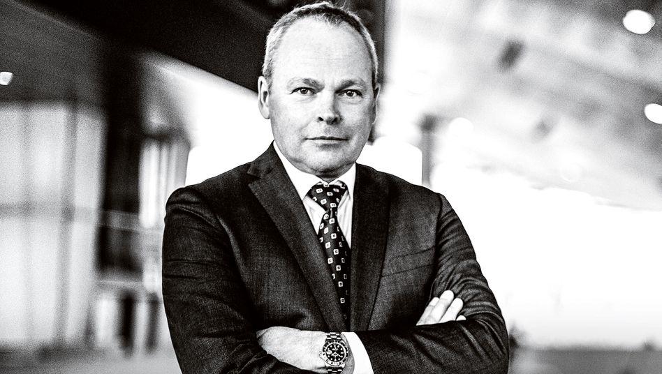Stephan Schaller – von BMW zu Voith: Der frühere Motorradmanager belehrte ständig seine Kollegen und überschätzte die Veränderungsbereitschaft im schwäbischen Heidenheim.