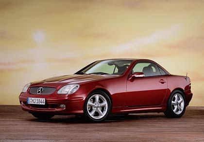 Trendsetter der stählernen Offenbarung: Mercedes-Benz SLK