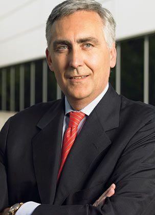 Höllenjob: Siemens-Chef Peter Löscher