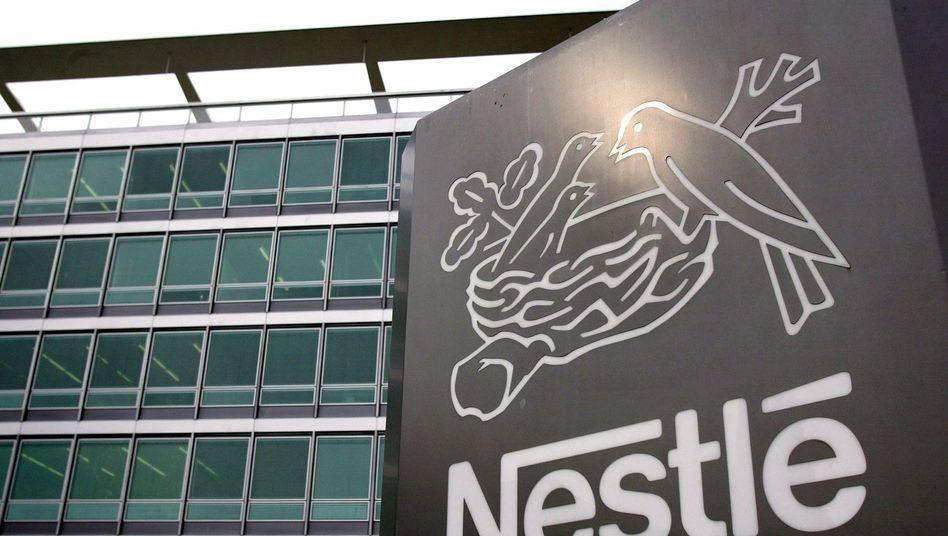Nestle prüft Verkauf des Wassergeschäfts in Nordamerika
